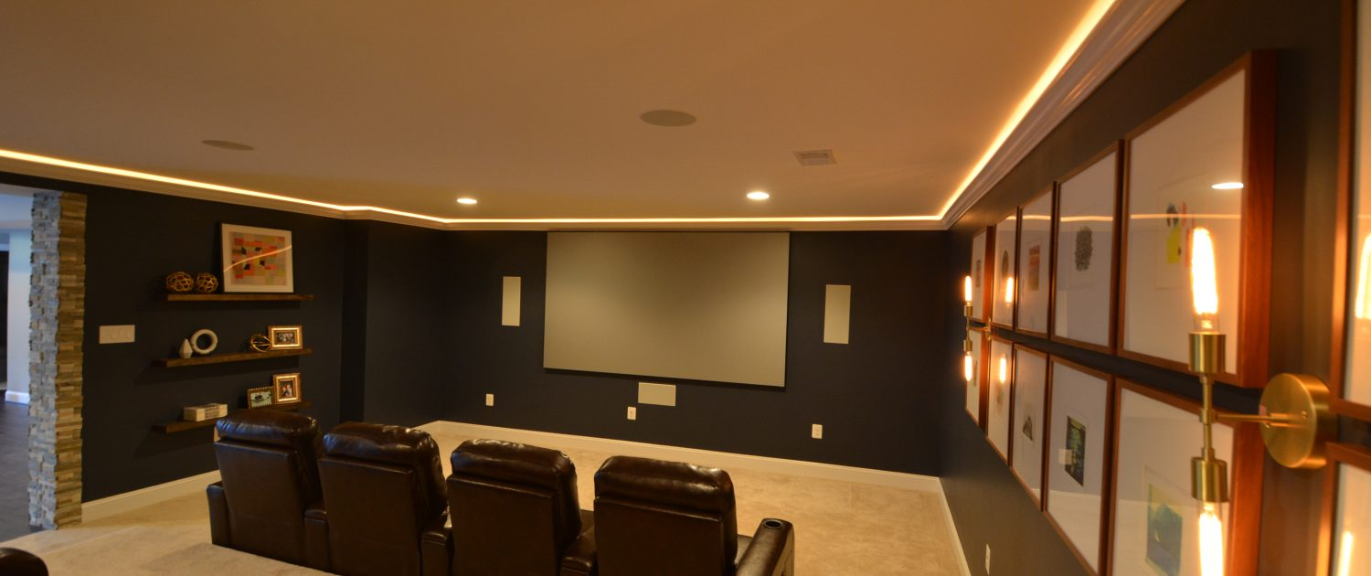 Hire Basement Remodeling Contractors